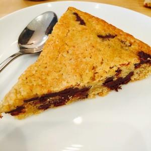 le gâteau : cookie géant