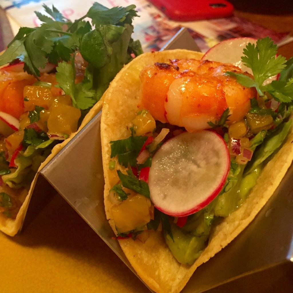 Tacos Gambas