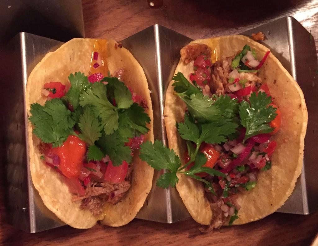 Tacos Cochinita (cochon noir de Bigorre)