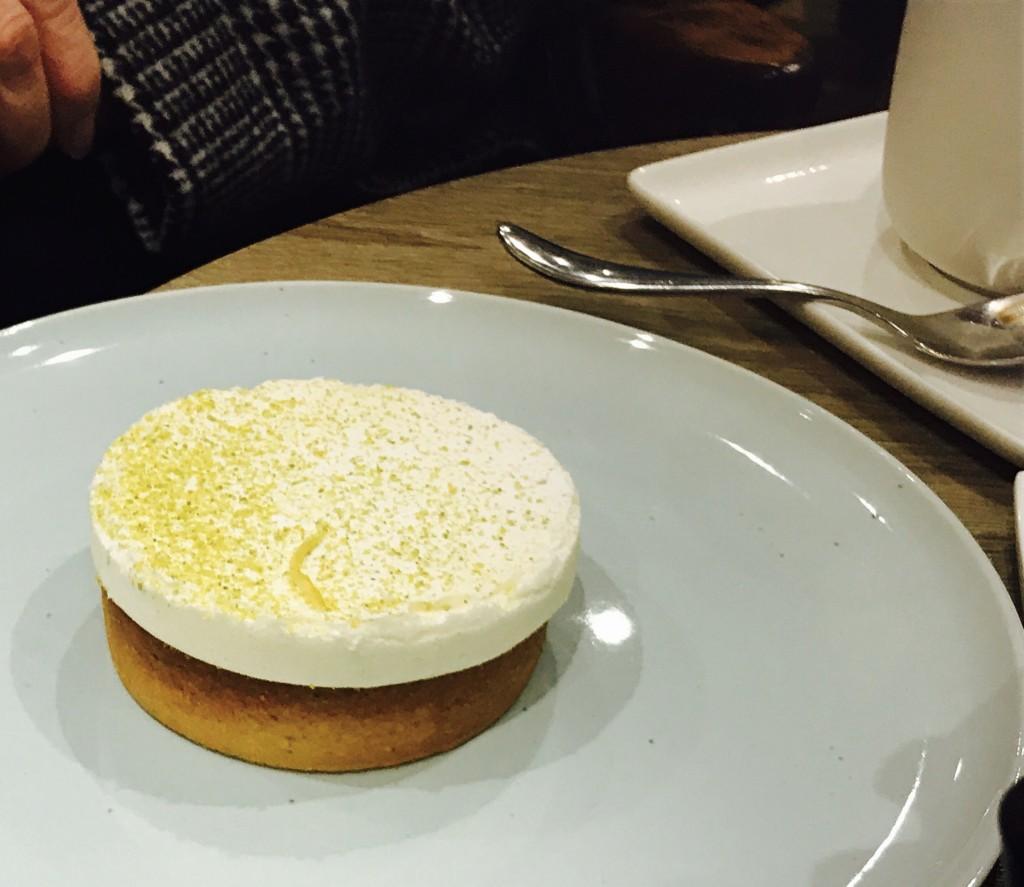 la tarte citron