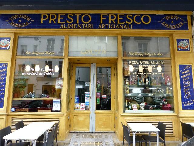 Presto-Fresco